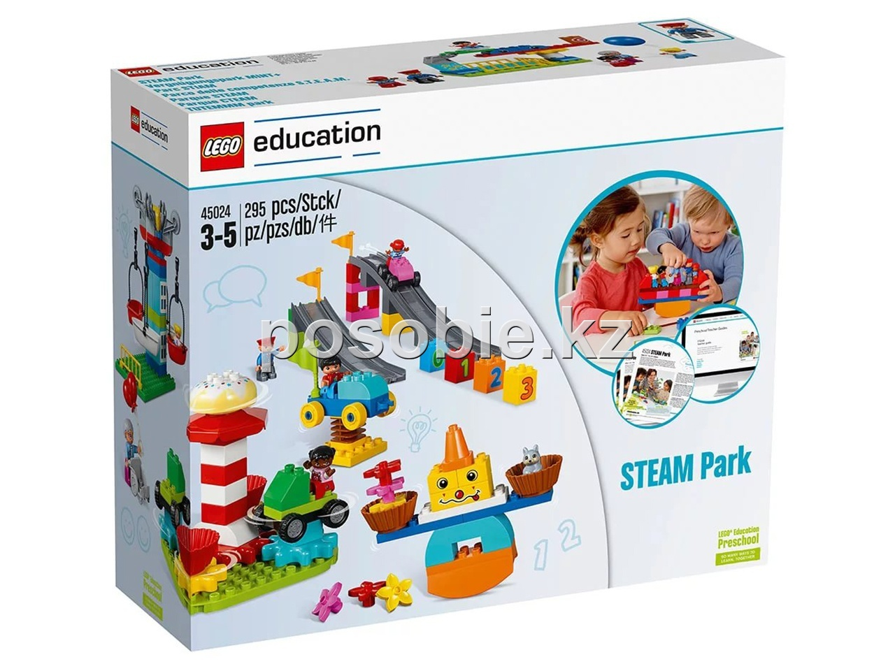 "Набор ""STEAM Park"" LEGO Education"