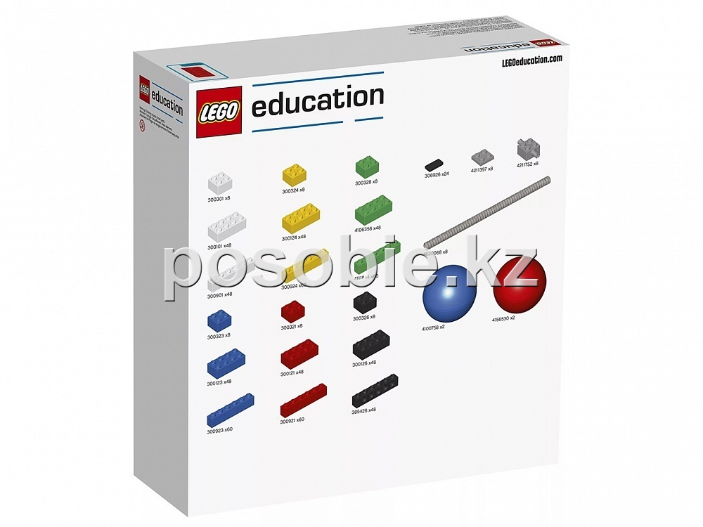 Набор деталей WRO Brick Set LEGO EDUCATION